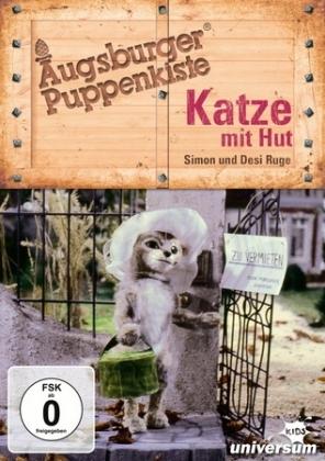 Augsburger Puppenkiste - Katze mit Hut, 1 DVD