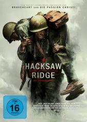 Hacksaw Ridge - Die Entscheidung, 1 DVD Cover