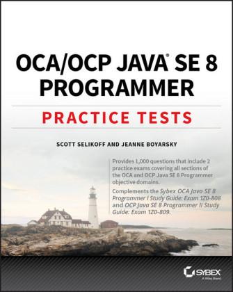 OCA / OCP Practice Tests