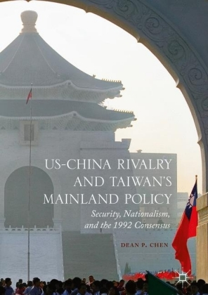 US-China Rivalry and Taiwan's Mainland Policy