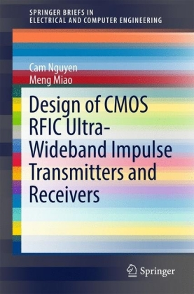 Design of CMOS RFIC Ultra-Wideband Impulse Transmitters and Receivers