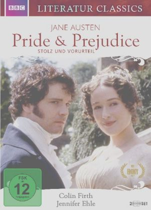 Stolz und Vorurteil - Pride & Prejudice (1995), 2 DVDs