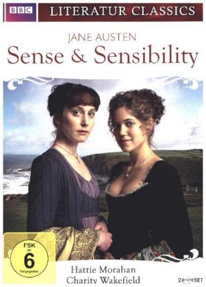 Sinn und Sinnlichkeit - Sense & Sensibility (2007), 2 DVDs