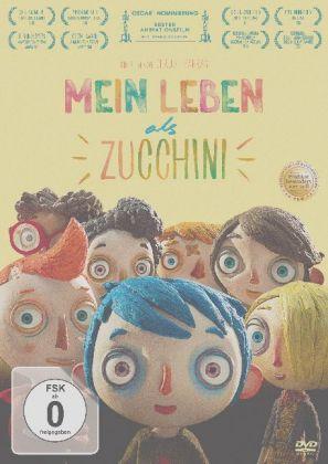 Mein Leben als Zucchini, 1 DVD