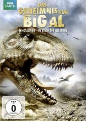 Das Geheimnis von Big Al, 1 DVD Cover