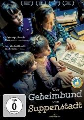 Der Geheimbund von Suppenstadt, 1 DVD