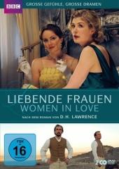 Liebende Frauen, 2 DVD Cover