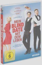 Mein Blind Date mit dem Leben, 1 DVD Cover