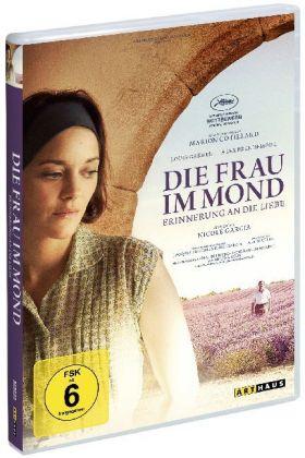 Die Frau im Mond - Erinnerung an die Liebe, 1 DVD