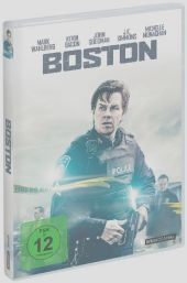 Boston, 1 DVD Cover