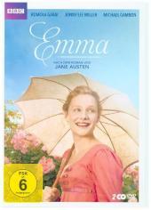 Emma, 2 DVD Cover