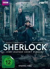 Sherlock, 2 DVD Cover