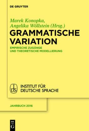 Grammatische Variation