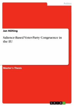 Salience-Based Voter-Party Congruence in the EU
