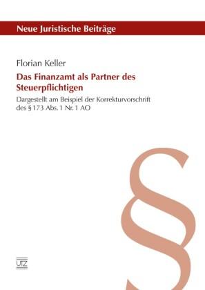 Das Finanzamt als Partner des Steuerpflichtigen
