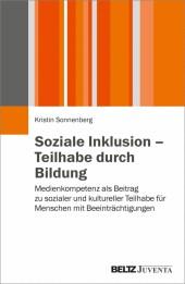 Soziale Inklusion - Teilhabe durch Bildung