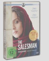 The Salesman - Forushande, 1 DVD Cover