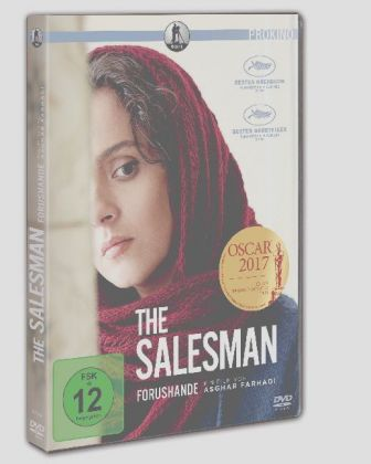 The Salesman - Forushande, 1 DVD