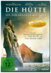 Die Hütte - ein Wochenende mit Gott, 1 DVD Cover