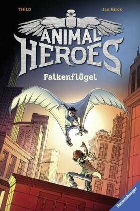 Animal Heroes, Band 1: Falkenflügel