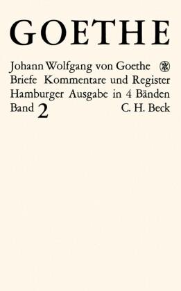 Goethes Briefe und Briefe an Goethe. Bd.2