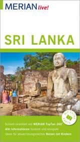 MERIAN live! Reiseführer Sri Lanka Cover