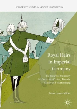 Royal Heirs in Imperial Germany
