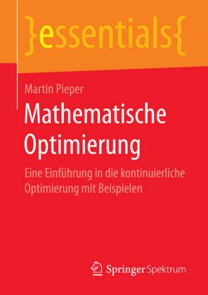 Mathematische Optimierung