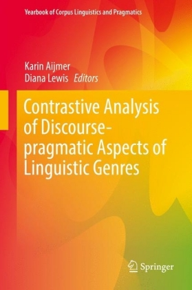 Contrastive Analysis of Discourse-pragmatic Aspects of Linguistic Genres