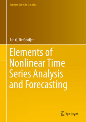Elements of Nonlinear Time Series Analysis and Forecasting