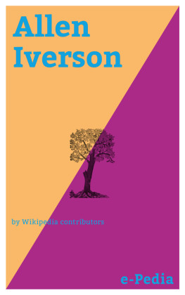 e-Pedia: Allen Iverson