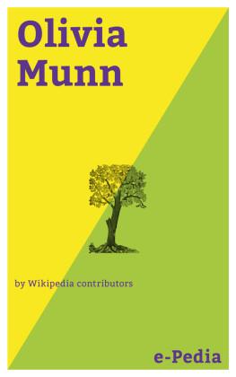 e-Pedia: Olivia Munn