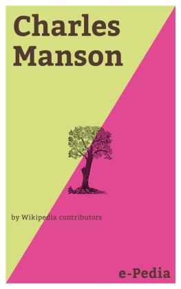 e-Pedia: Charles Manson