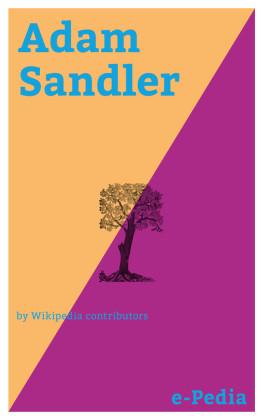 e-Pedia: Adam Sandler
