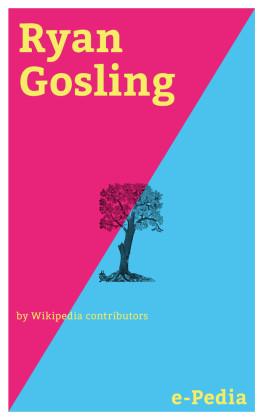 e-Pedia: Ryan Gosling