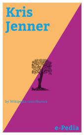 e-Pedia: Kris Jenner