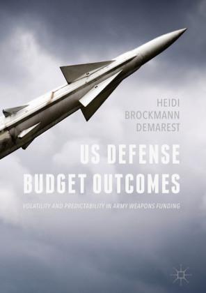 US Defense Budget Outcomes