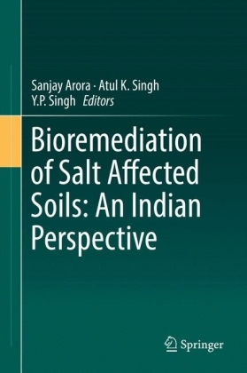 Bioremediation of Salt Affected Soils: An Indian Perspective