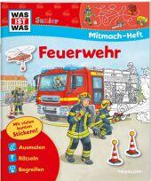 Feuerwehr, Mitmach-Heft