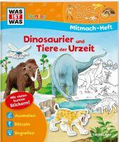 Dinosaurier und Tiere der Urzeit, Mitmach-Heft