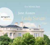 Lady Susan, 2 Audio-CDs Cover