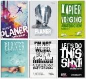 Häfft-Planer 2017/18 Hausaufgabenheft A5