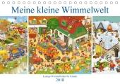 Meine kleine Wimmelwelt (Tischkalender 2018 DIN A5 quer)