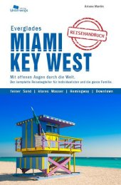 Miami & Key West & Everglades Cover