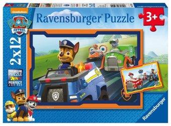 Paw Patrol im Einsatz (Kinderpuzzle)