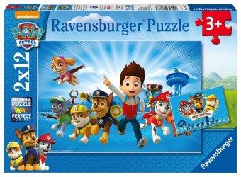 Ryder und die Paw Patrol (Kinderpuzzle)
