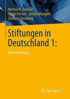 Stiftungen in Deutschland 1: