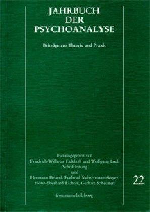 Jahrbuch der Psychoanalyse / Jahrbuch der Psychoanalyse. Beiträge zur Theorie, Praxis und Geschichte