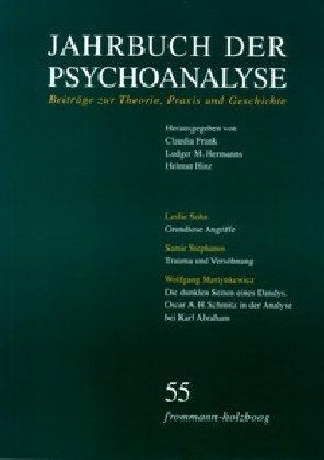 Jahrbuch der Psychoanalyse / Band 55