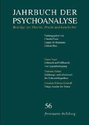 Jahrbuch der Psychoanalyse / Band 56